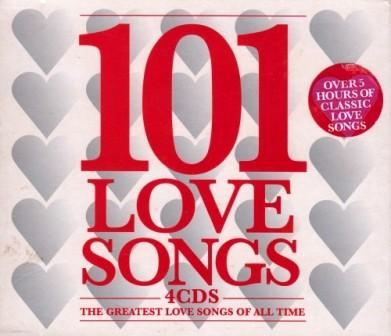 101 Love Songs. 4CDS The Greatest Love Songs of all Time (2018) скачать через торрент