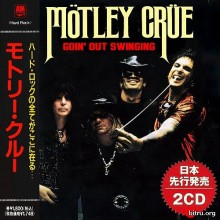 Mötley Crüe - Goin' Out Swinging (Compilation) (2020) скачать торрент
