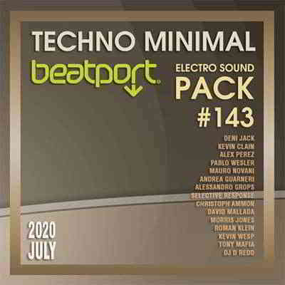 Beatport Techno Minimal: Electro Sound Pack #143